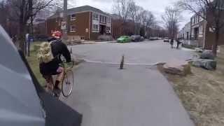 FTW bike with TDW