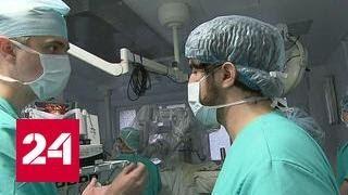 В Москву на учебу приехали будущие хирурги со всего мира