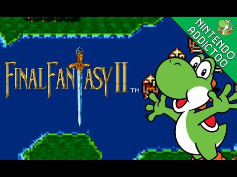 Final Fantasy IV - Live Playthrough - Final