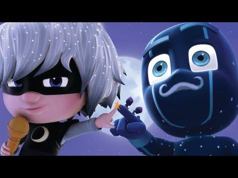 PJ Masks Deutsch Pyjamahelden ✨ Bösewichte! ✨ Cartoons für Kinder
