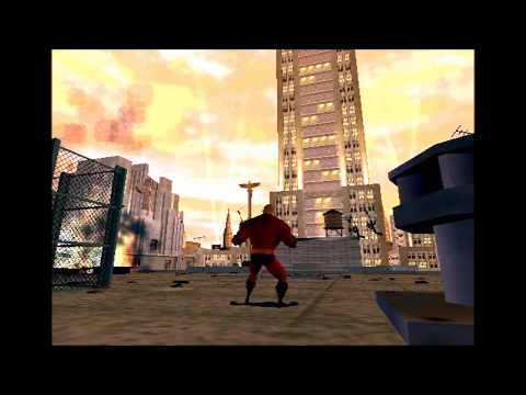 The Incredibles The Adventures Of Elastigirl Remix (Version #2), The Incredibles Remix #6