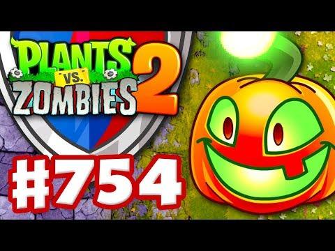 Jack O' Lantern! Arena! - Plants Vs. Zombies 2 - Gameplay Walkthrough Part 754