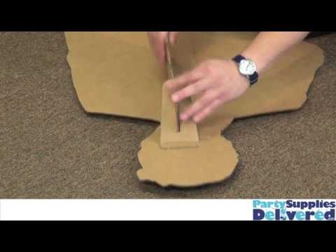 how-to-put-together-a-cardboard-standup