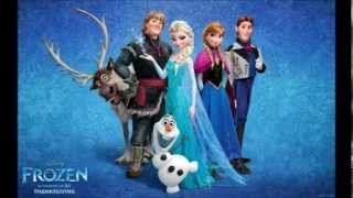 Repeat youtube video Let it Go - Idina Menzel - Lower Pitch - Instrumental