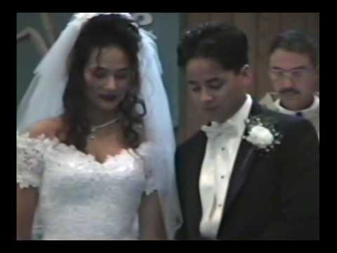 Paul Perez & Cindy Mah-Perez Wedding (1994 - Riverside)