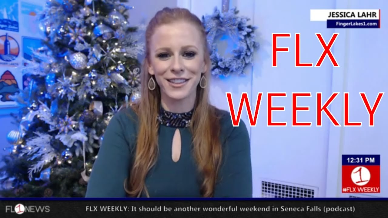 It should be another wonderful weekend in Seneca Falls .::. FLX Weekly with Jessica Lahr 12/5/18