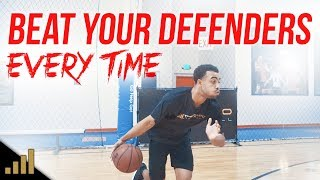 How to: Beat Your Defender off the Dribble EVERY TIME! thumbnail