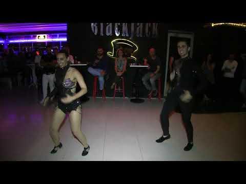 Koray Alpay ve Buse Alkan Salsa Show - Blackjack Latin Gecesi