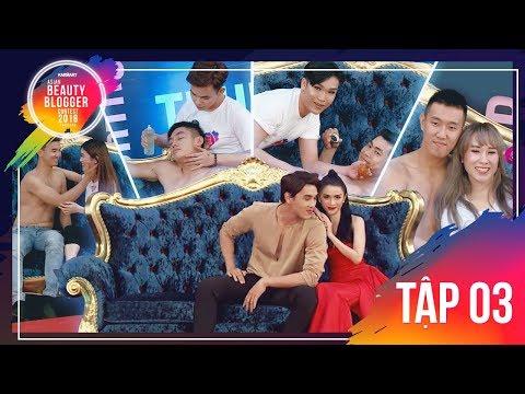 KARMART ASIAN BEAUTY BLOGGER CONTEST 2018 - Tập 3  Sỹ Thanh tình tứ bên Thuận Nguyễn trước thí sinh!