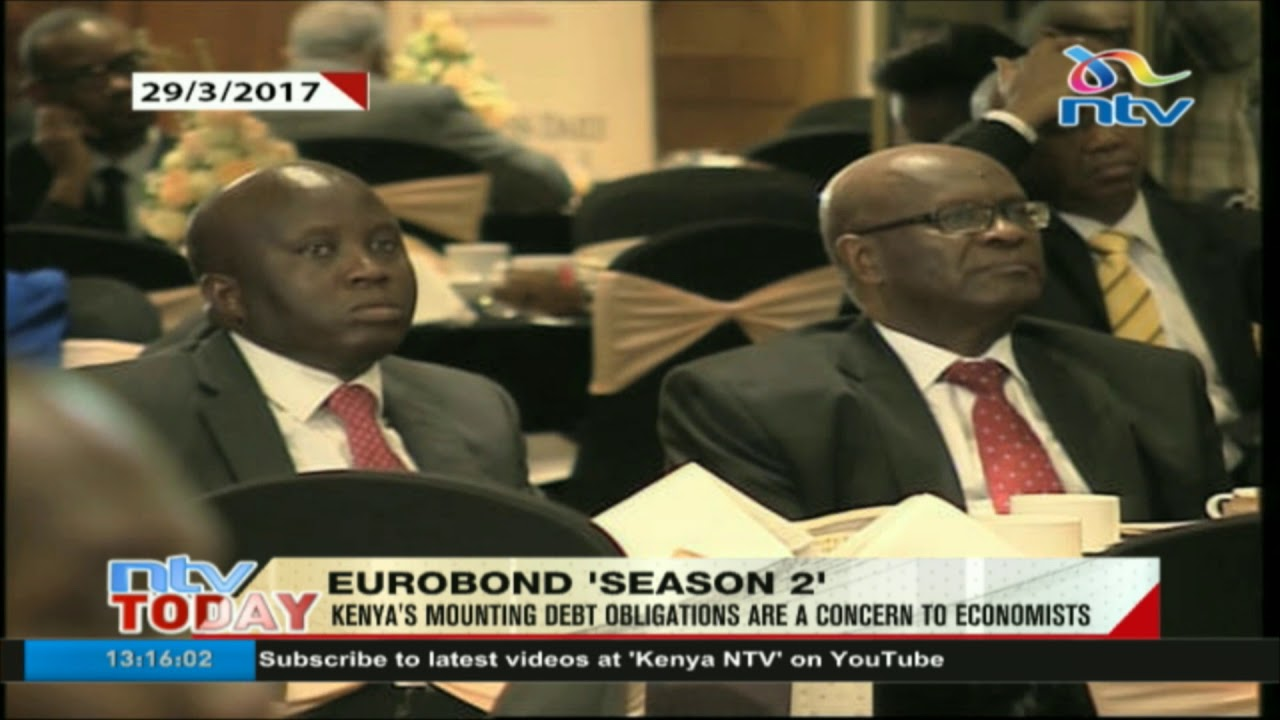 Government secures Ksh 2 billion Euro bond as debt concerns mount