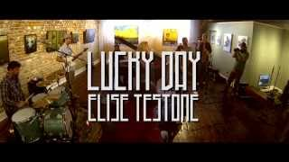 "Elise Testone - ""Lucky Day"" - LIVE"