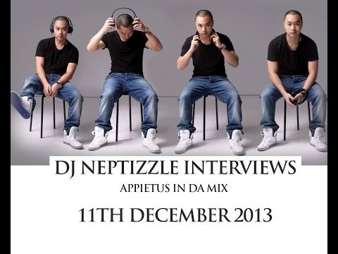 Dj Neptizzle interviews Appietus In Da Mix Part 1 @djneptizzle @Appietusindamix @africax5