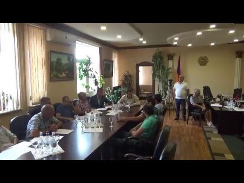 23.07.2018 Ստեփանավան համայնքի ավագանու նիստ