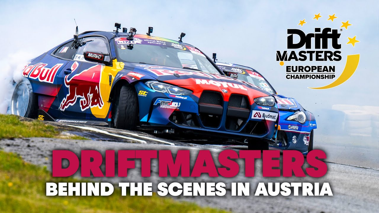 Fast And Loose At 2021 Driftmasters European Championships Austria | DMEC Vlog EP1