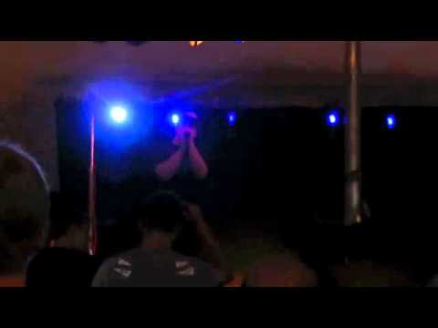Karaoke Heart Shaped Box Nirvana Rock USA Oshkosh WI 7-16-11