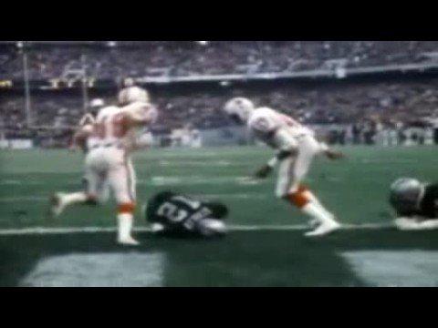 Ken Stabler Tribute - Oakland Raider legend