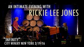 Rickie Lee Jones - Infinity Live City Winery New York