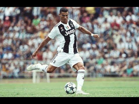 109952d516bee Así fue el primer gol de Cristiano Ronaldo con la Juventus! - YouTube