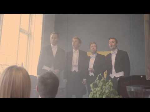 Dunkel Dirks Kvartet live at Vogelkop