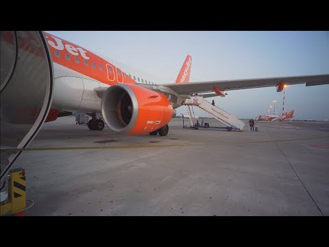 Italy, Milan Malpensa Airport, Arriving With EasyJet From Stockholm