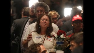 Roy Moore supporters react to election loss
