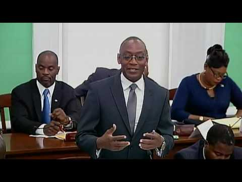 2017-2018 Budget for The Bahamas Debate Day 5 (Afternoon Session)