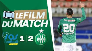 VIDEO: Epinal 1-2 ASSE : le film du match