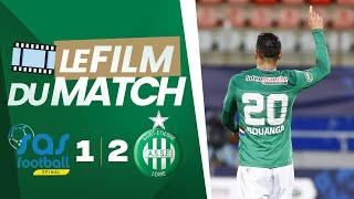VIDEO: Epinal 1-2 ASSE : le film du match