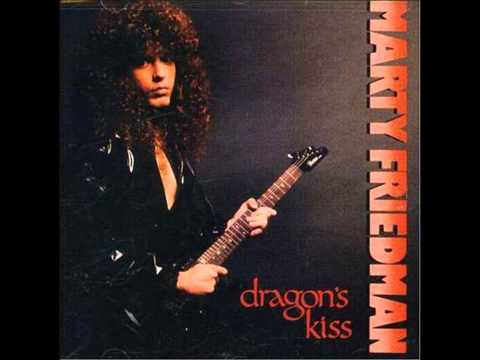 Marty Friedman - Dragon's Kiss (full album)