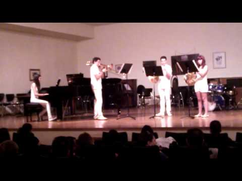 Bohemian Rhapsody-Grupo de cámara Conservatorio Profesional de Zaragoza