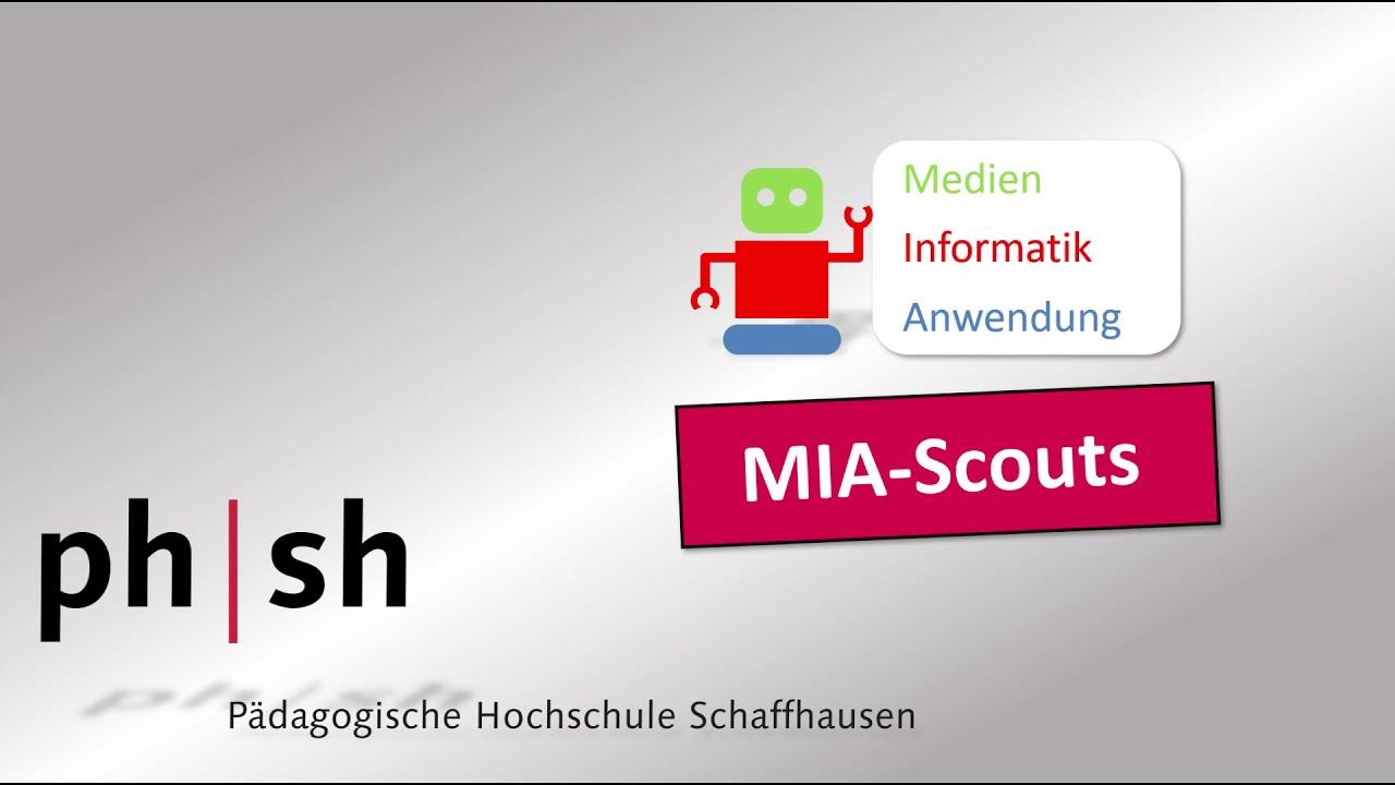 MIA-Scouts-Videos: Abenteuer mit Word