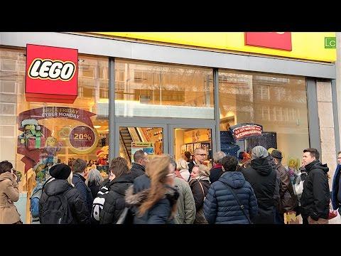 Lego Store Berlin – Great (Re)Opening – 24.11.2016