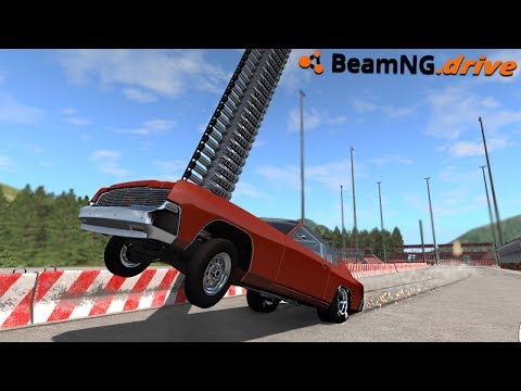 BeamNG.drive - 5000HP DRAG RACE