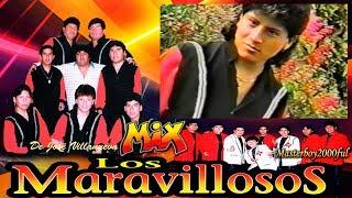 ♫♥☆ LOS MARAVILLOSOS - MIX MARAVILLOSOS (Cumbia Sureña) ☆♥♫