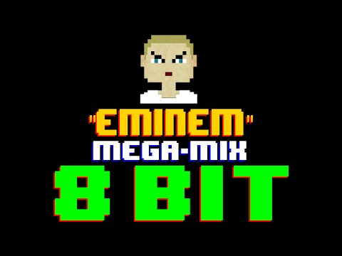 Eminem MEGA-MIX (8 Bit Cover Compilation) [Tribute to Eminem] - 8 Bit Universe