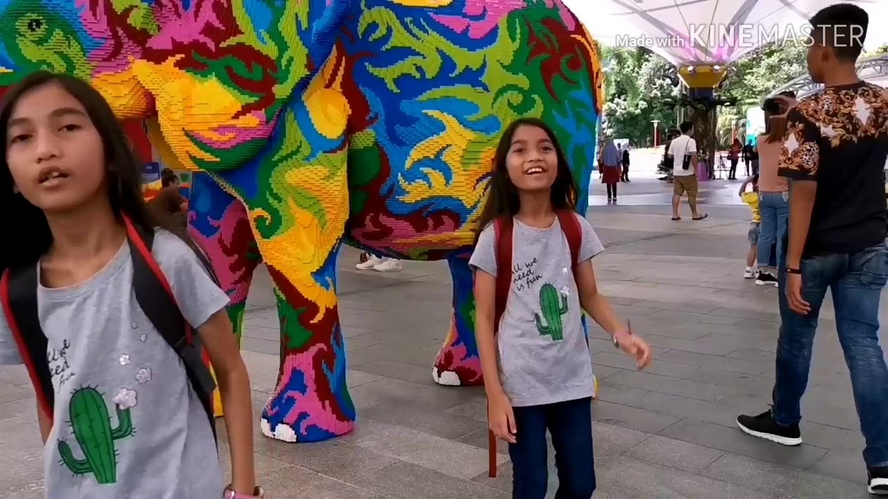 Vlog Legoland Malaysia!! - YouTube