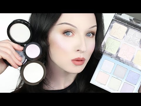HIGHLIGHTERS FOR PALE SKIN | JOHN MACLEAN