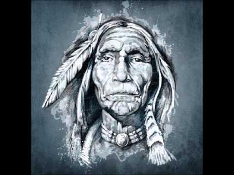 Native american raindance