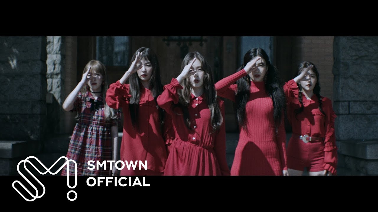 Red Velvet - Peek A Boo (피카부)