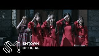 red velvet peek a boo mv