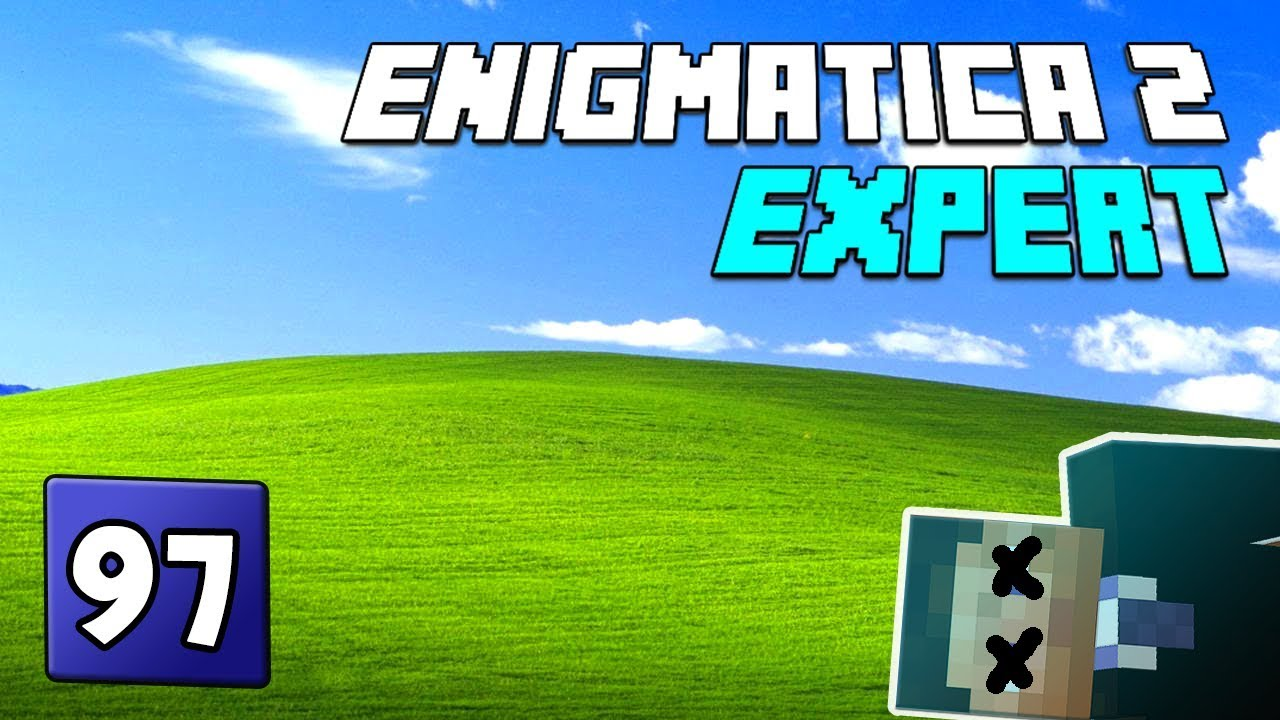 Enigmatica 2: Expert Mode - EP 97 The one where Funk dies a bunch of times  (Feat Chaos Guardian)