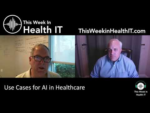 Use Cases for AI in Healthcare