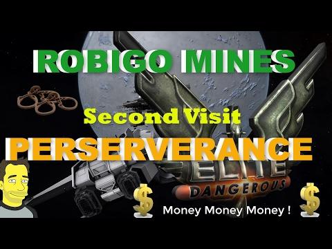 Elite Dangerous: Robigo Mines - Big money to be made slave trading