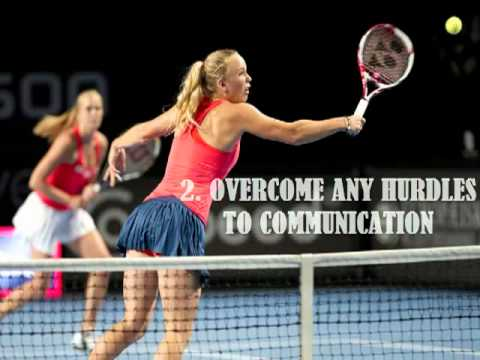 Tennis Doubles - The 7 Keys To Success