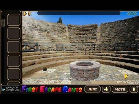 Ancient City Pompeii Escape walkthrough First Escape Games.