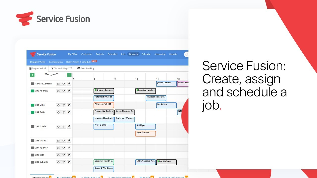 Service Fusion Reviews: Overview, Pricing and Features