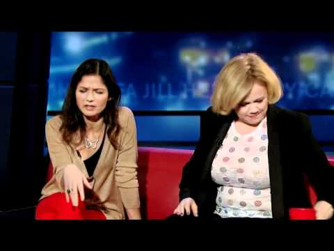 FULL : Jill Hennessy and Caroline Rhea