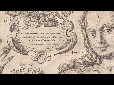 Smelly Remedy: Womb Fumigation Illustrated in Seventeenth Century Print