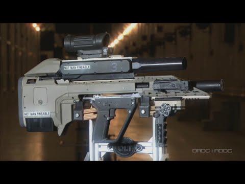 Prototyp broni dla kanadyjskiej armii