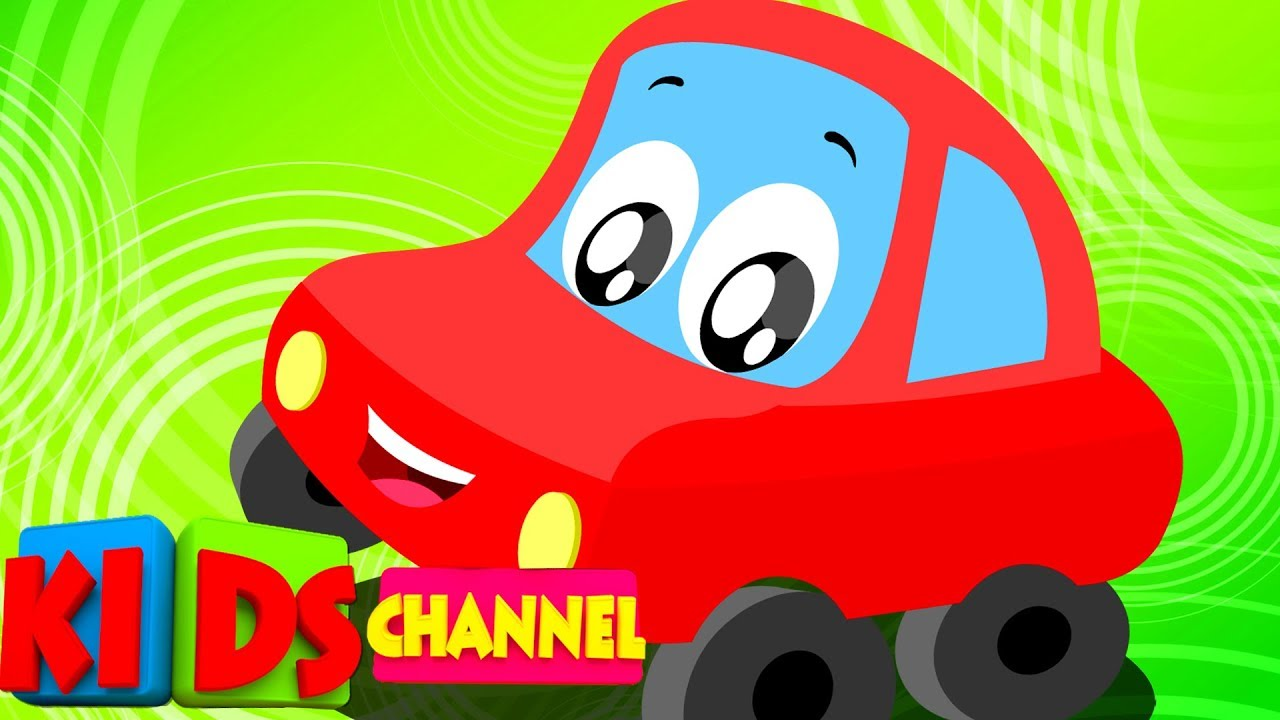 Vehicle Videos For Toddlers Cartoons By Kids Channel